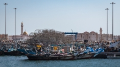 The city of Al Khor, a base for fishing and hosting a number of historic mosques