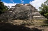 Mundo Perdido ('Lost world') pyramid, part of what was once the Mayan capital, in Tikal Petén (Guatemala)